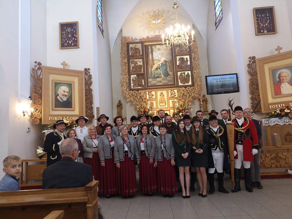 Zdjęcie pamiątkowe uczestników